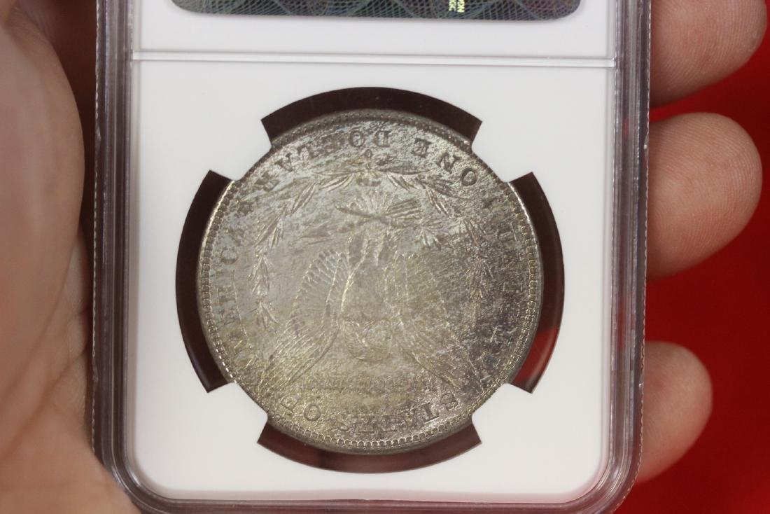 A 1902-O Morgan Silver Dollar - 4