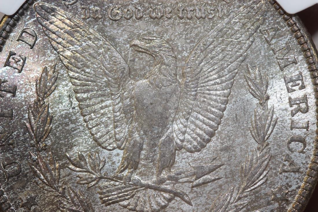 A 1902-O Morgan Silver Dollar - 5