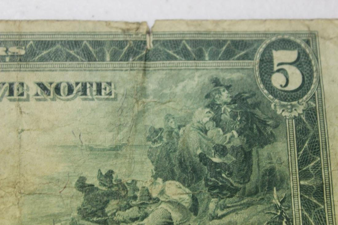 A 1914 $5.00 Note - 2