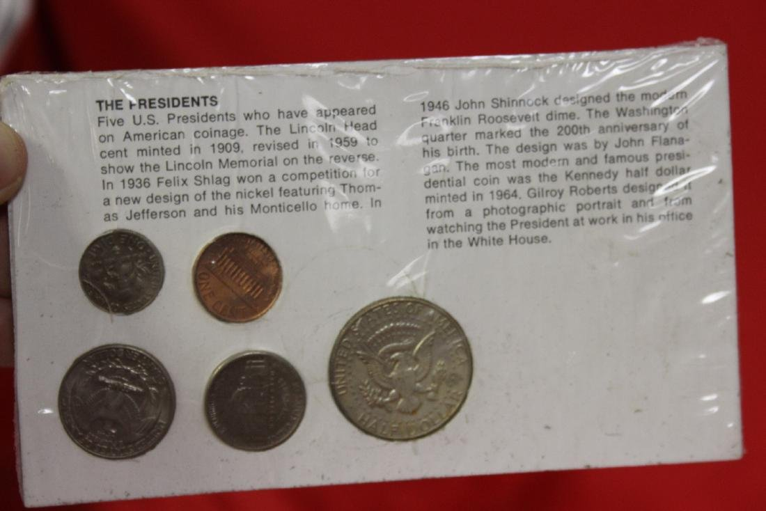 The American Series Coin Set - 2