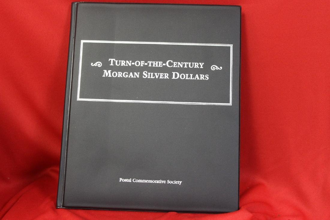 Turn of the Century Morgan Silver Dollars