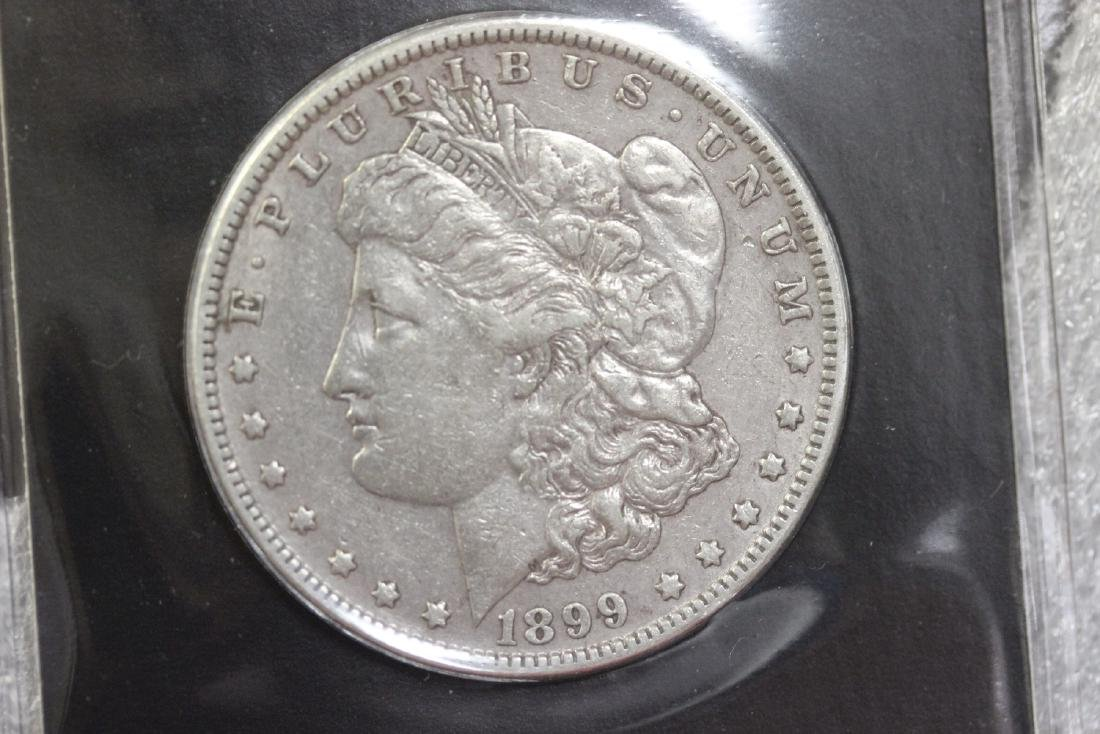 Turn of the Century Morgan Silver Dollars - 7
