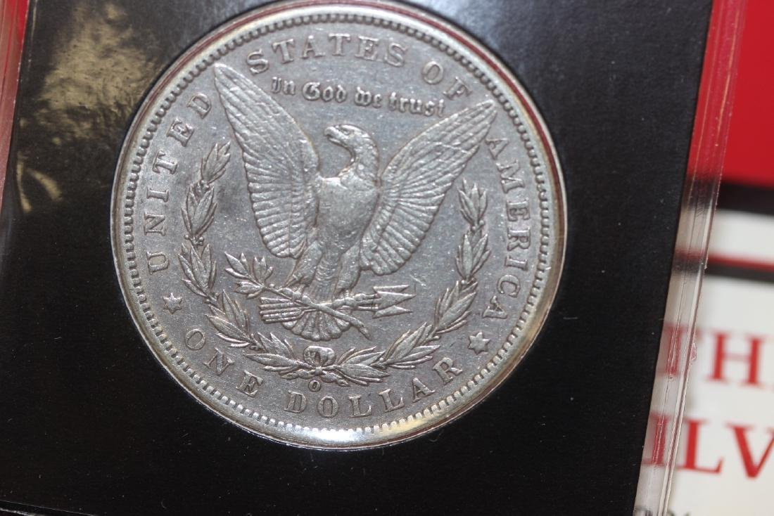 Turn of the Century Morgan Silver Dollars - 9