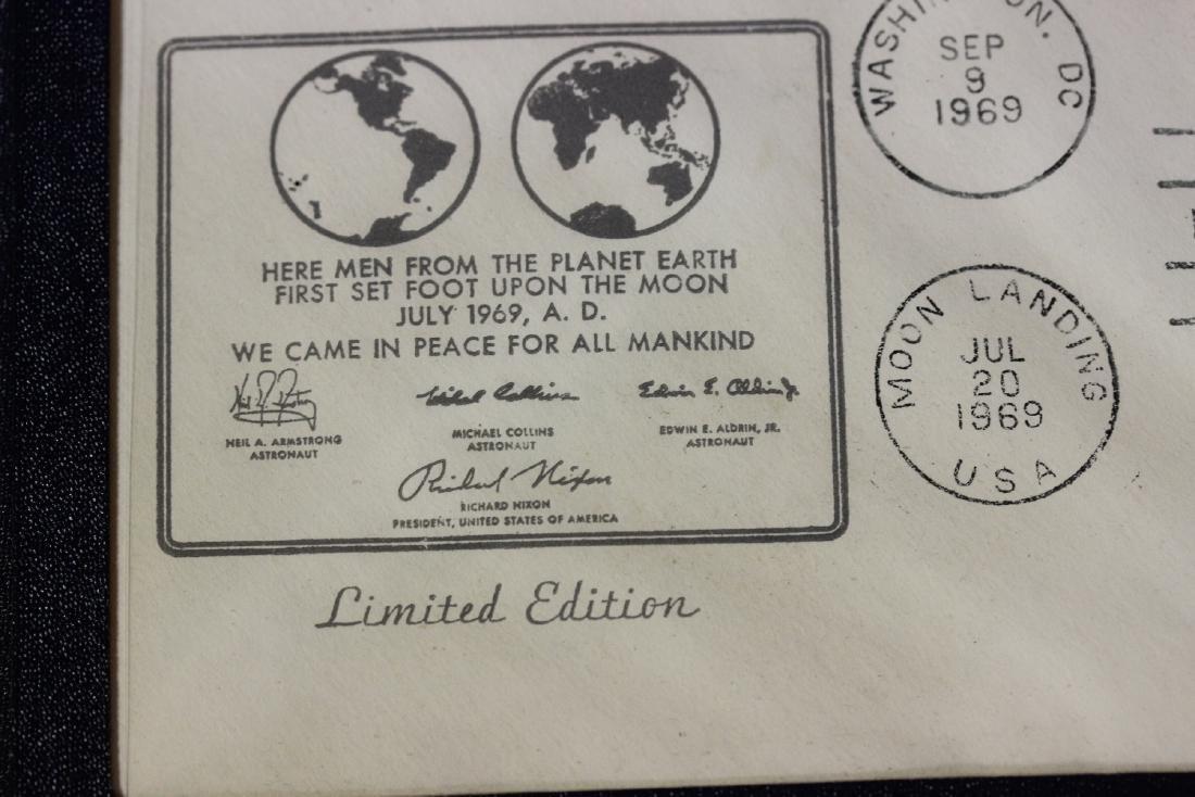Apollo 11 - Commemorative Issue - 5