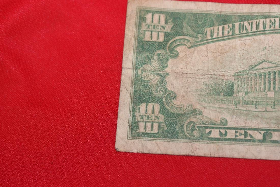 A 1928 $10.00 Note - 6