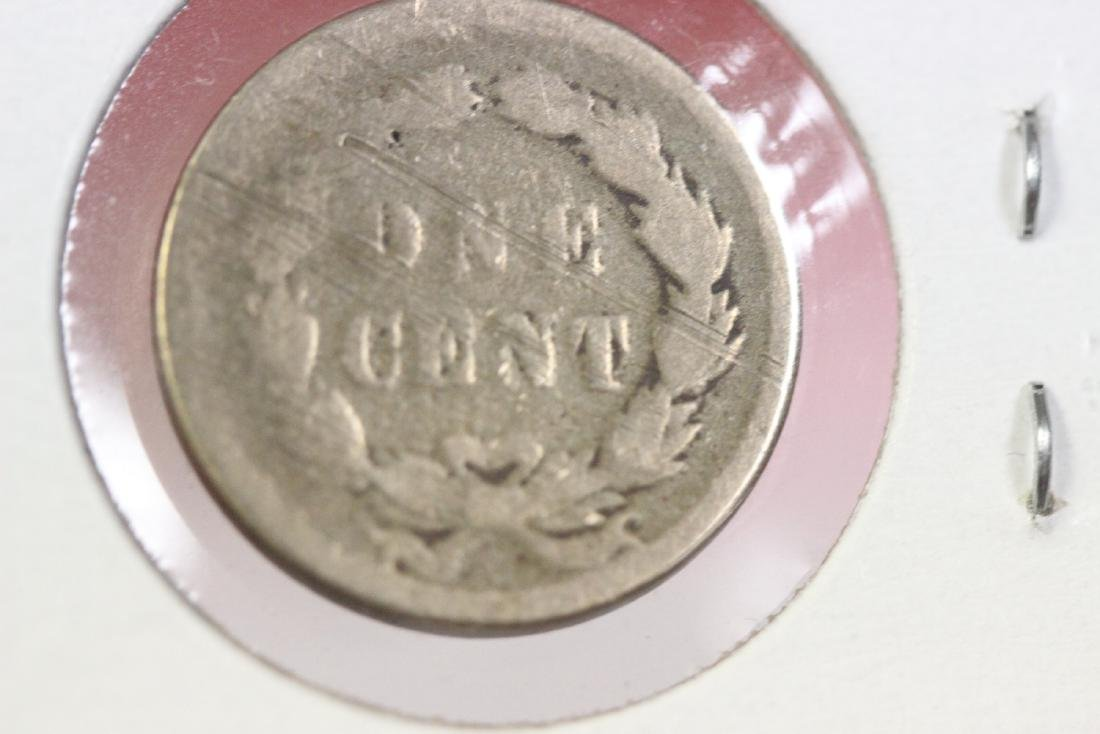 Lot of Two Pennies - 6