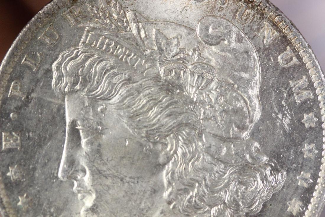 An 1883-O Morgan Silver Dollar - 8