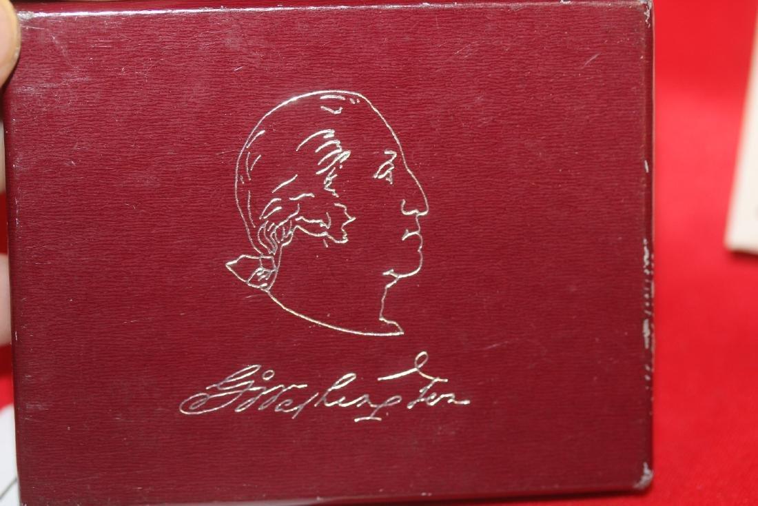 A George Washington Silver Coin - 3