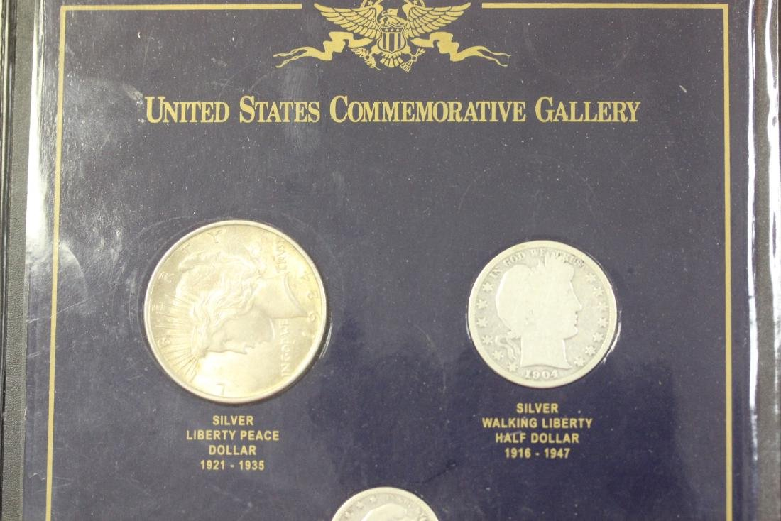 US Commemorative Five Coin Set - 3