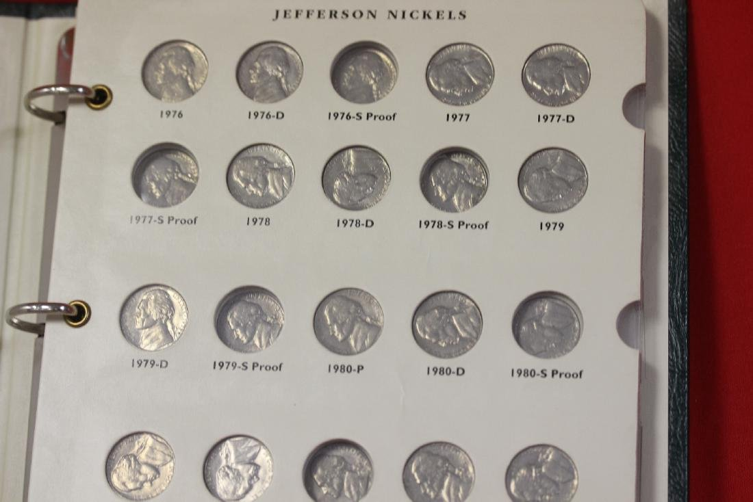 A Jefferson Nickel Binder - 2