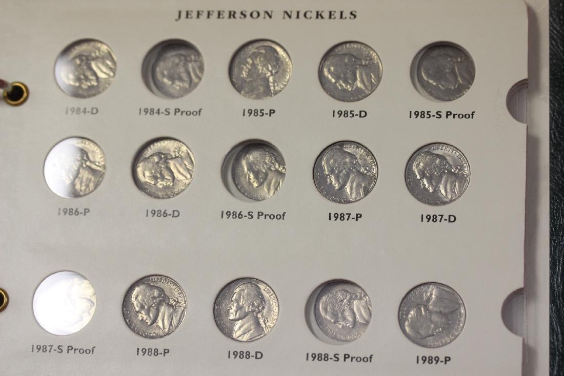 A Jefferson Nickel Binder - 3