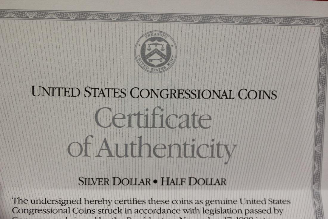 US Congressional Coins - 2