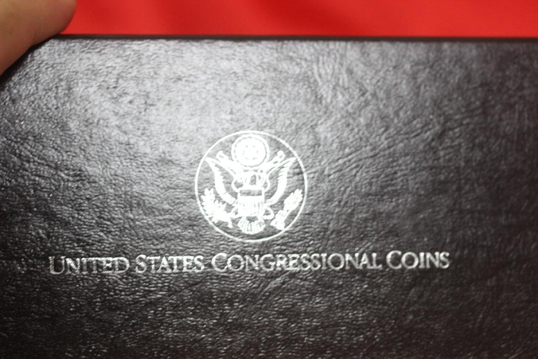 US Congressional Coins - 7