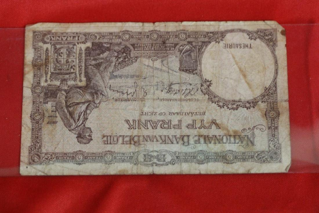 Lot of Two Foreign Currencies - 2