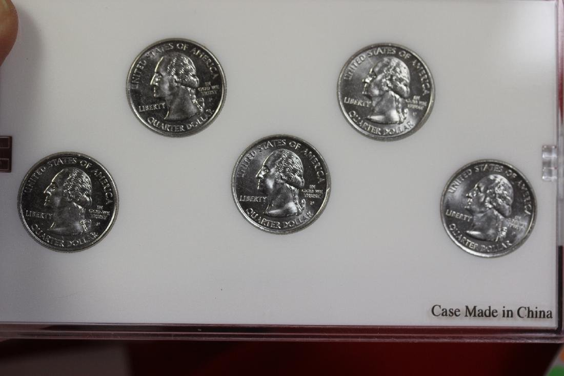 2006 Platinum Edition State Quarter Collection