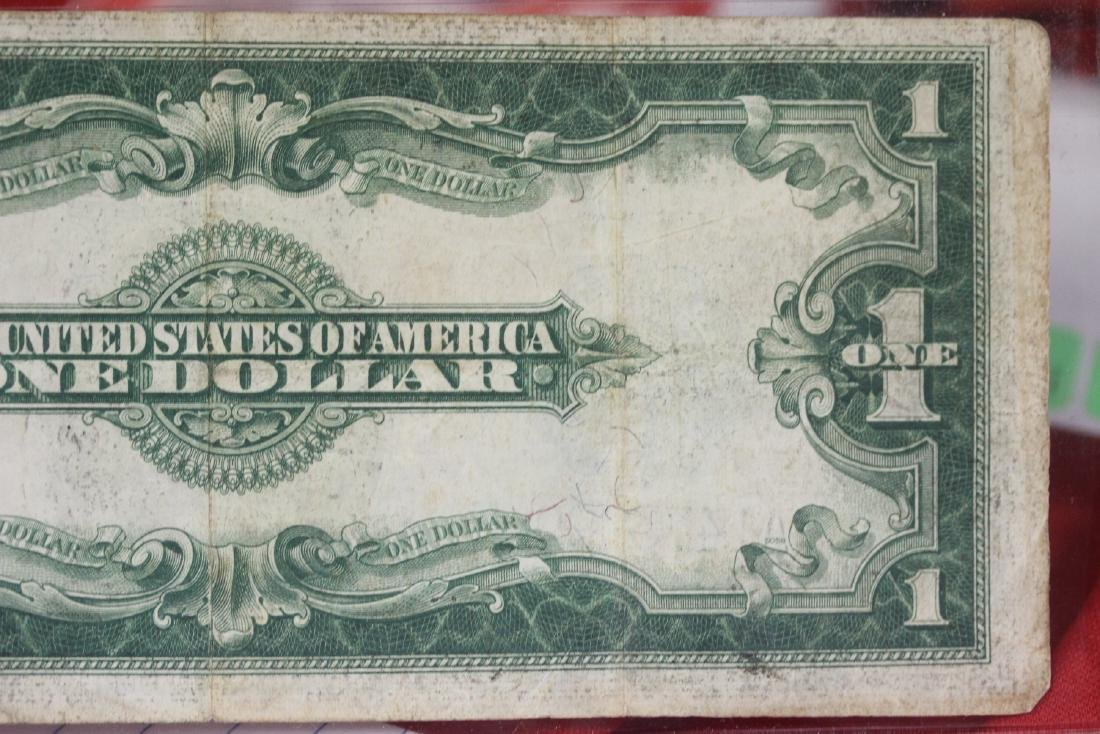 1923 US Silver Certificate Horse Blanket - 5