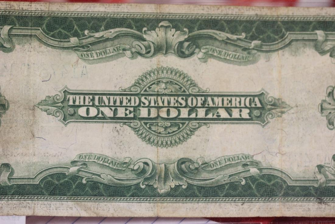 1923 US Silver Certificate Horse Blanket - 6