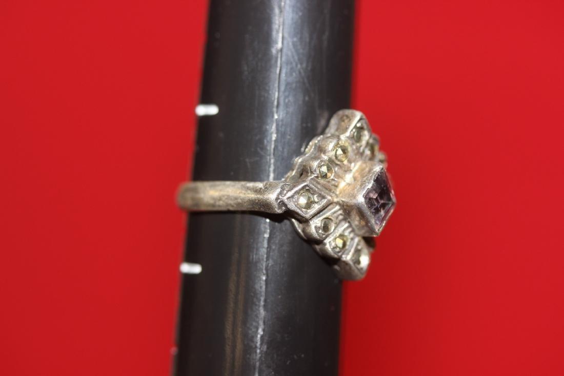 Sterling Ring - 3
