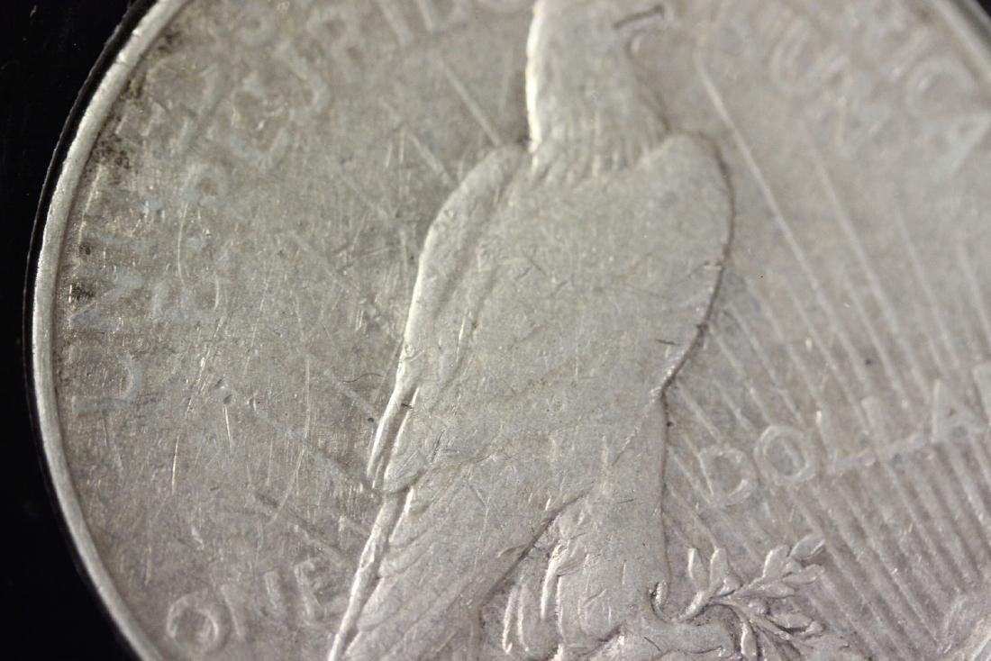 1926-S Peace Silver Dollar - 4