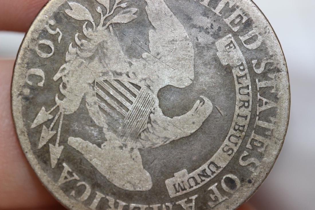 An 1817 Half Dollar - 2