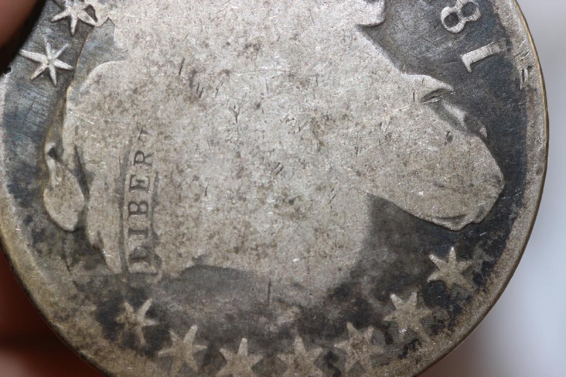 An 1817 Half Dollar - 3