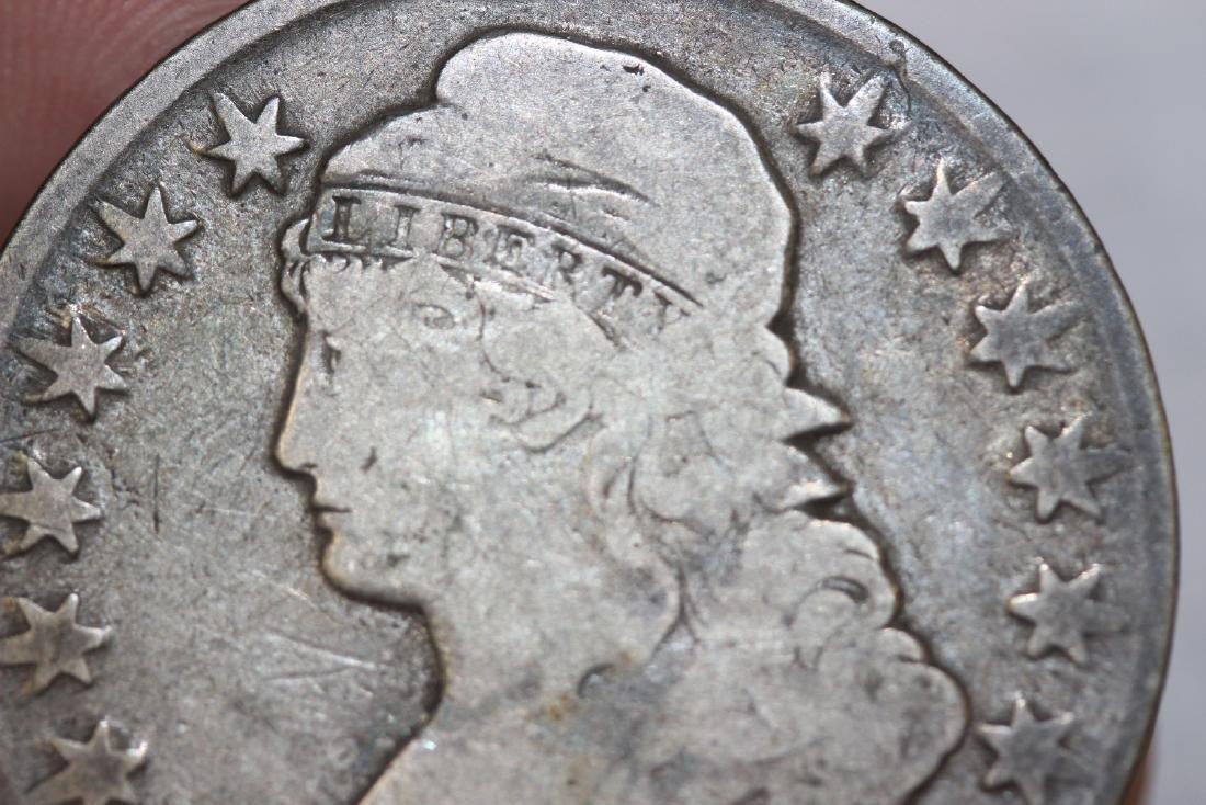 An 1831 Half Dollar - 5
