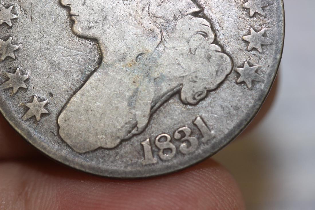 An 1831 Half Dollar - 6