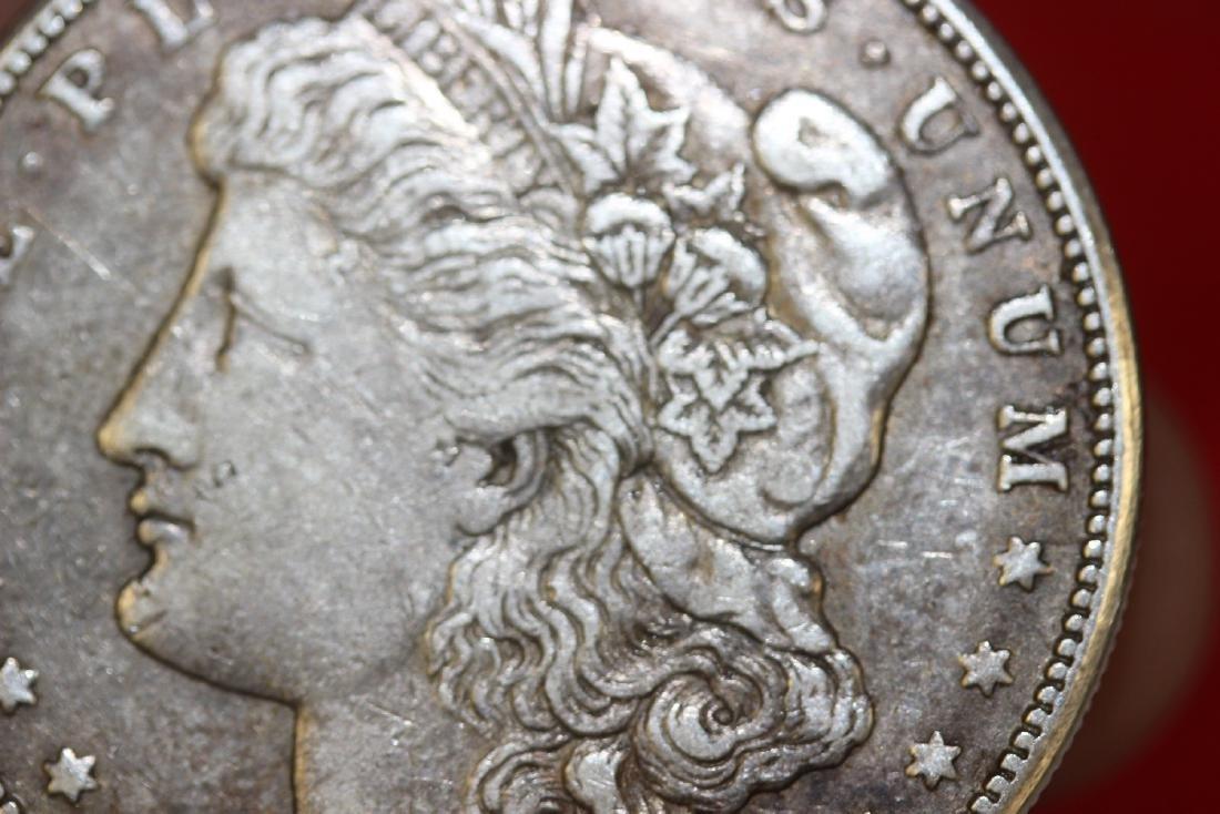 A 1921-S Morgan Silver Dollar - 6