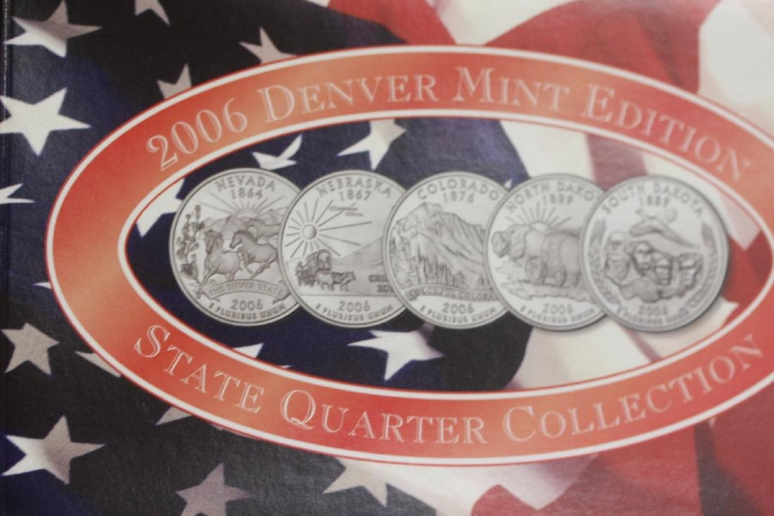 2006 State Quarter Collection - 3