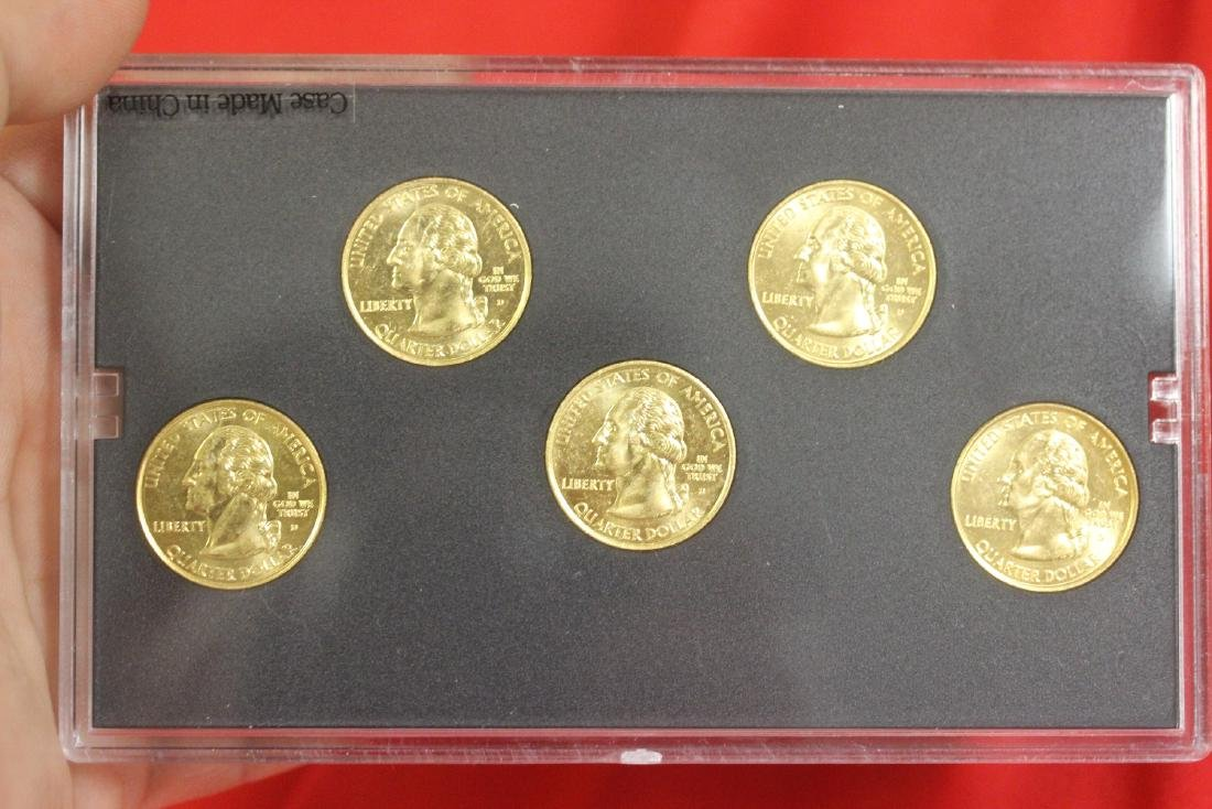 2006 Gold Edition State Quarter Collection
