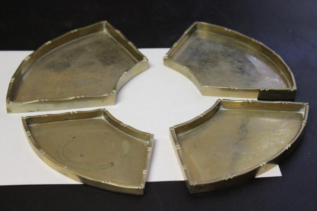 Set of 4 Stocking Trays