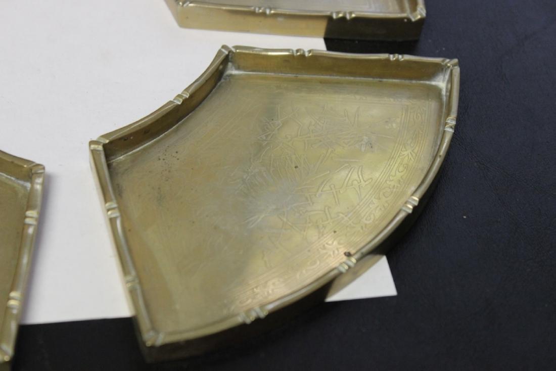 Set of 4 Stocking Trays - 2