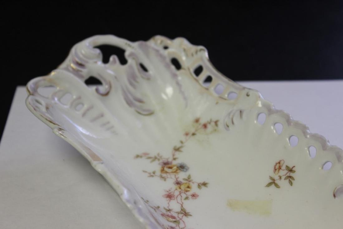 An Antique Porcelain Rectangular Bowl - 3