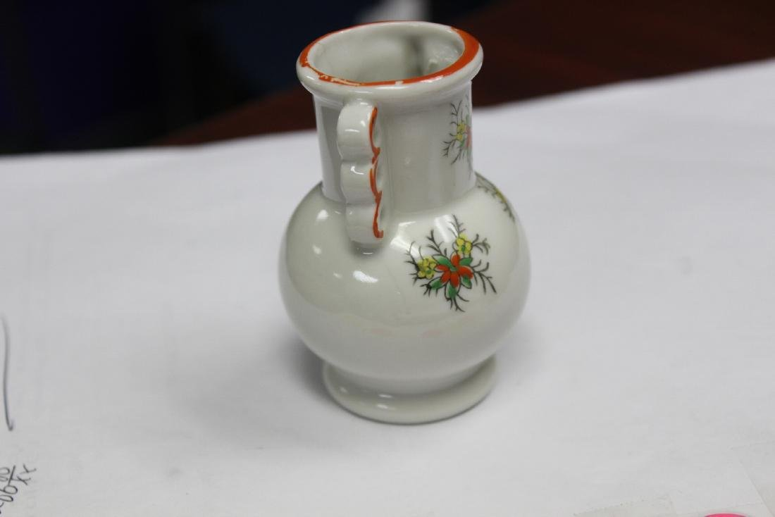A Jasperware Miniature Vase