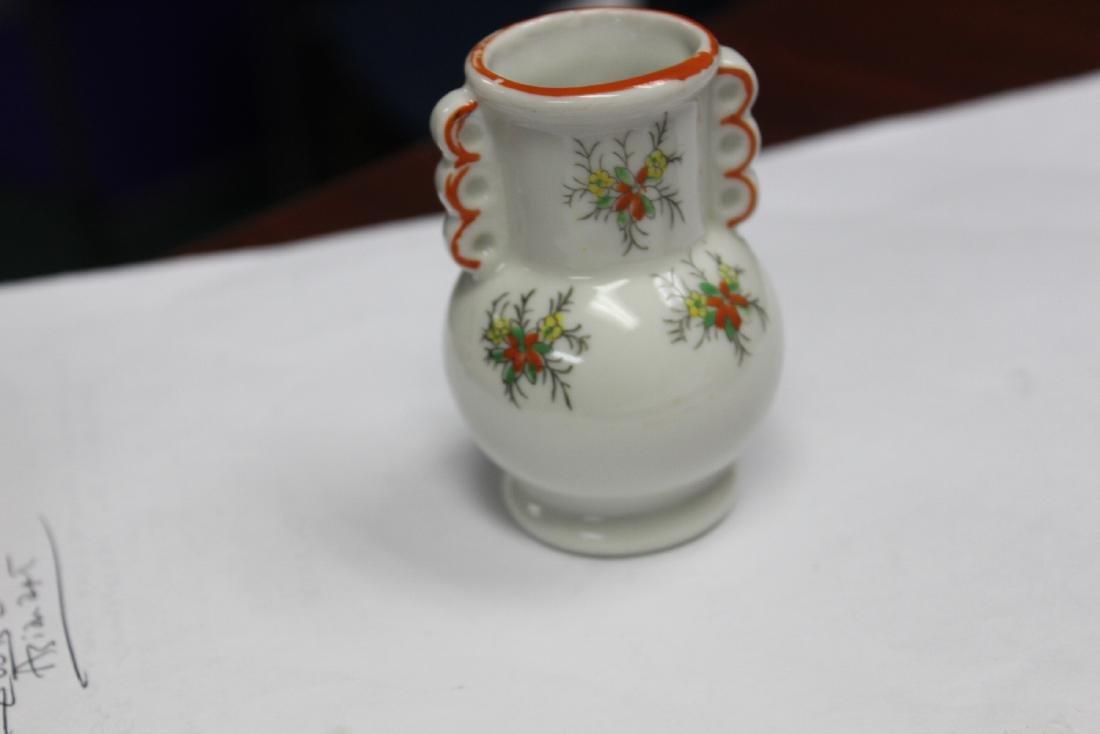 A Jasperware Miniature Vase - 4