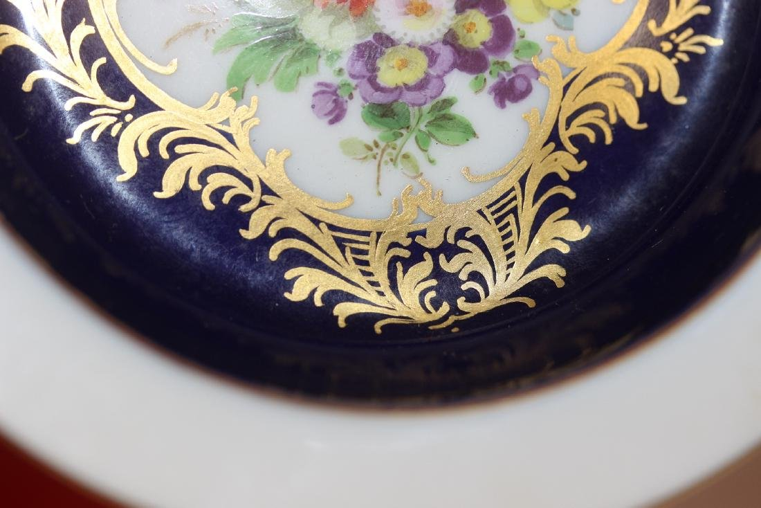 A Meissen Ashtray - 4
