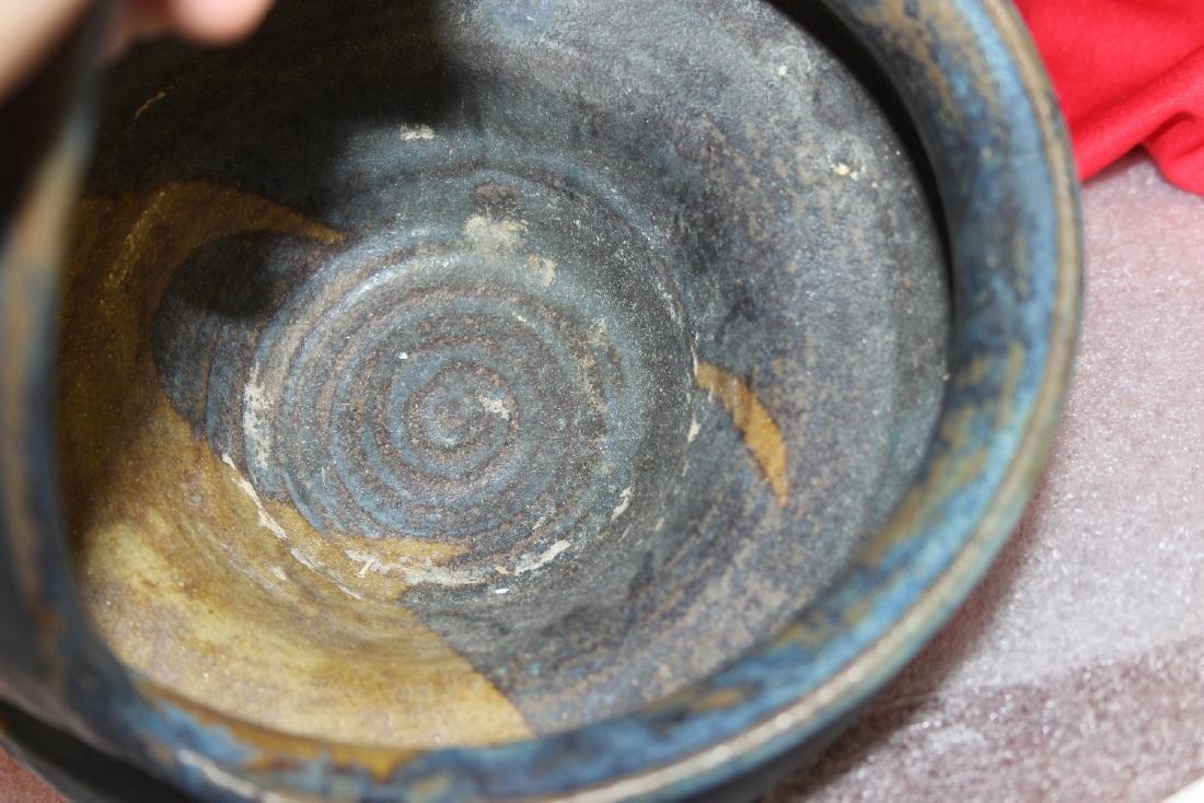 A Pottery Basket - 5
