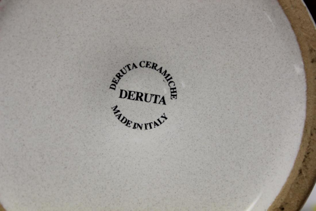An Italy Deruta Planter - 4