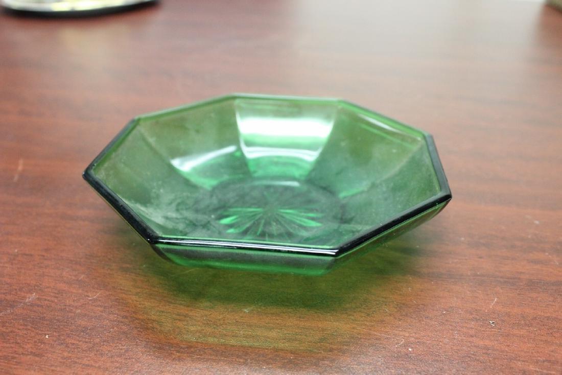 A Green Glass Bowl - 3