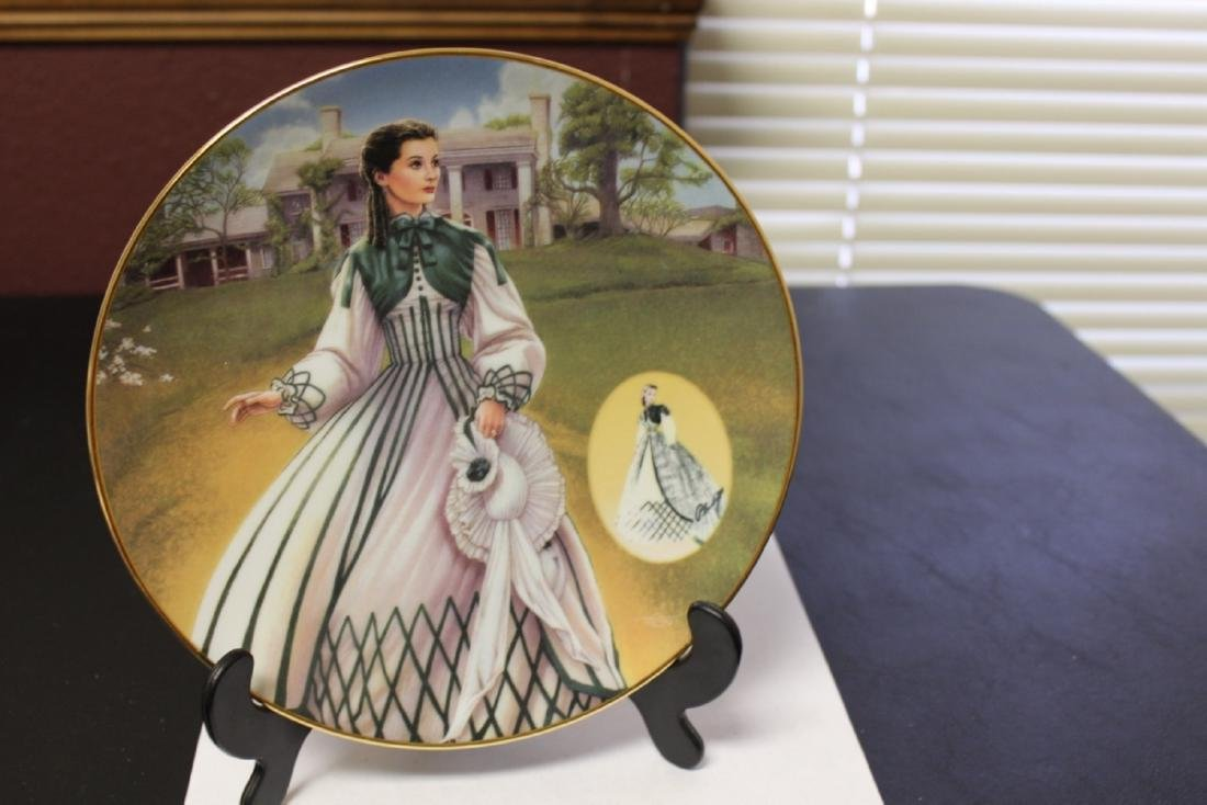 Gone With The Wind Collector's Plate