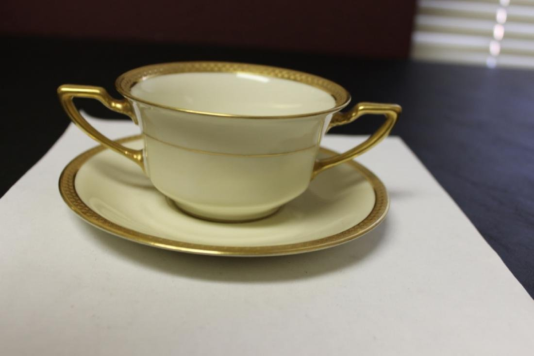 A Rosenthal Cup and Saucer
