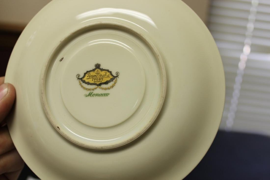 A Rosenthal Cup and Saucer - 5