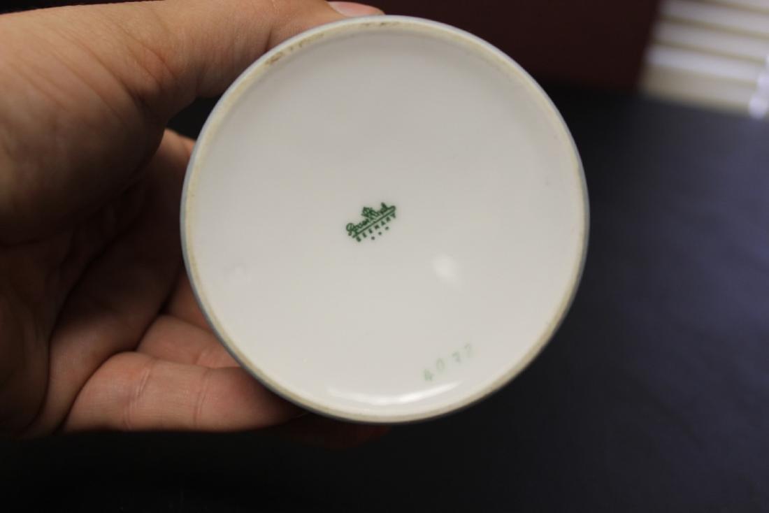 A Rosenthal Retro Sugar Bowl With Lid