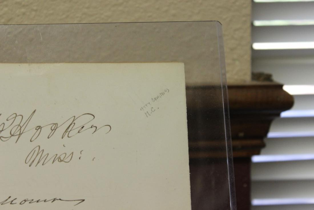 U.S. Historical Autograph Page - 6