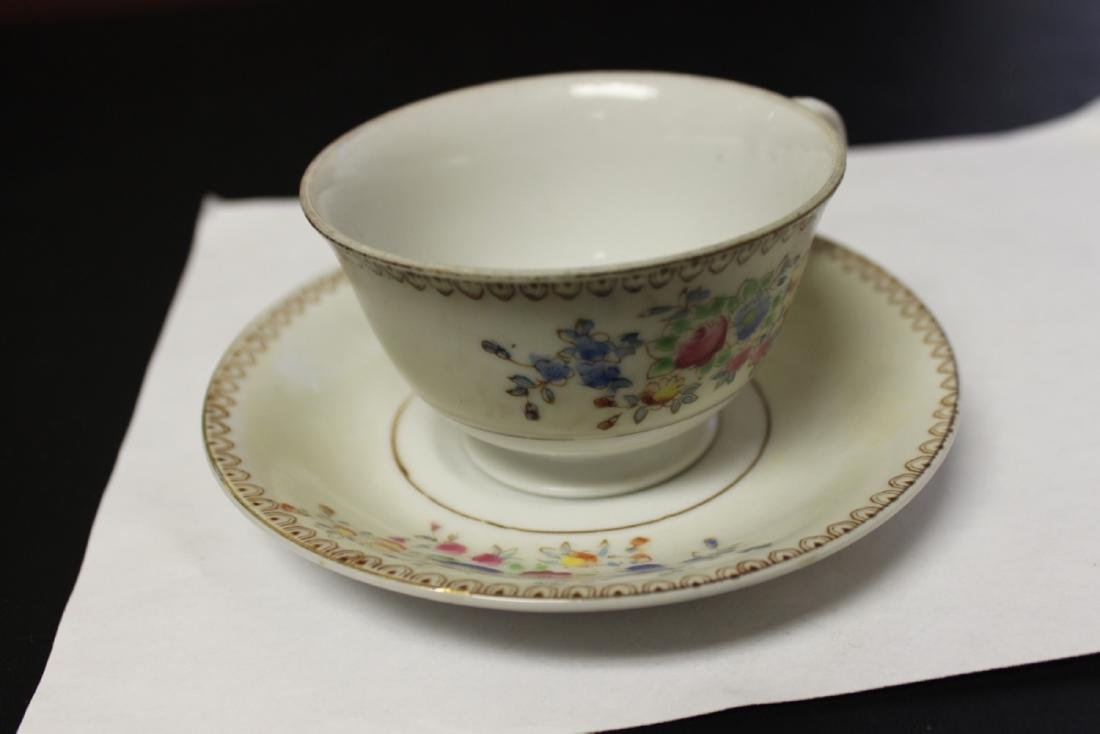 An Occupied Japan Cup and Saucer