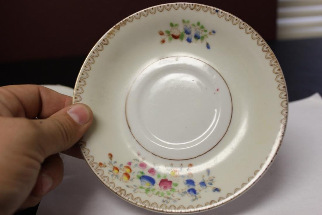 An Occupied Japan Cup and Saucer - 4