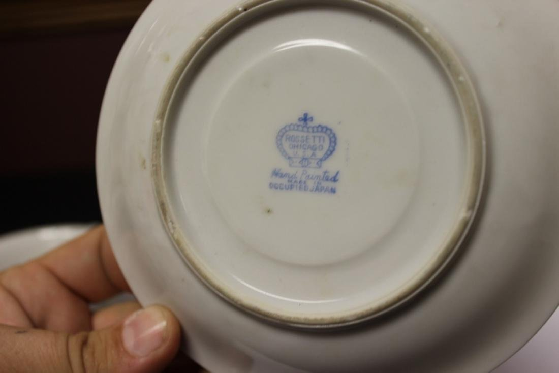 An Occupied Japan Cup and Saucer - 5