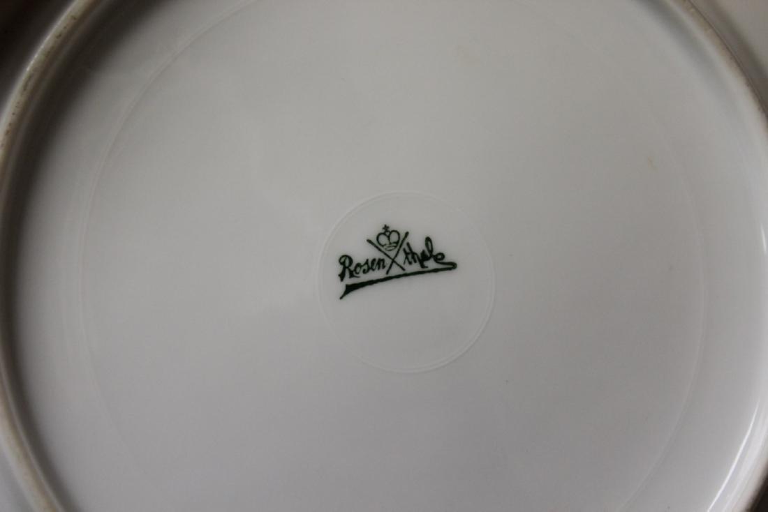 A Rosenthal Plate - 3