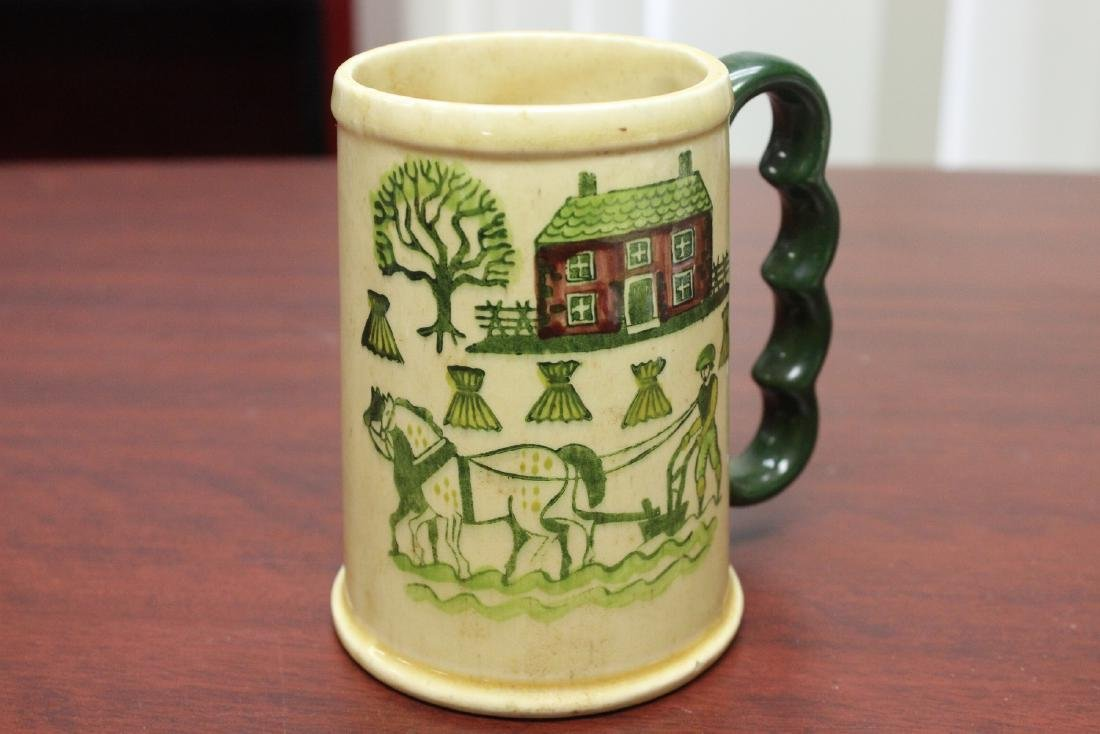 A California Pottery Stein