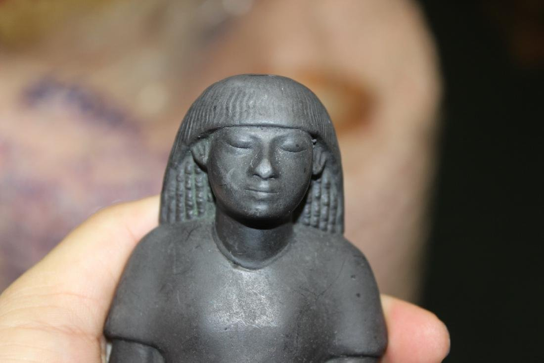 An Egyptian Figure - 4